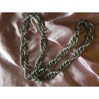 Очень красивая цепь колье ожерелье цепочка