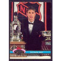 НХЛ  NXL 1991 Хоккей Патрик Руа Кубок