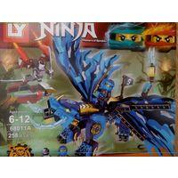 Конструктор ЛЕГО НИНДЯГО / Lego Ninjago  68011А 258 дет.