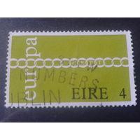 Ирландия 1971 Европа