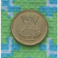 Египет 5 пиастр. Кувшин. Бронза. Красивые монеты в коллекцию!