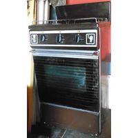 Рабочая газовая плита и духовка