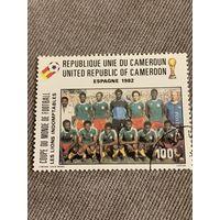 Камерун 1982. Сборная Камеруна на чемпионате мира по футболу Испания-82