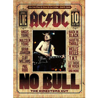 AC/DC – No Bull (The Directors Cut) (DVD)