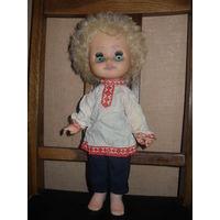 Куколка Советская.35 см.