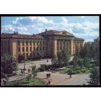 1982 год Котлас Школа-интернат #2
