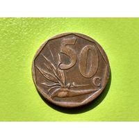 ЮАР. 50 центов 2008.