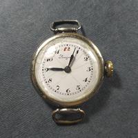 Часы Longines 1913 года. На ходу.