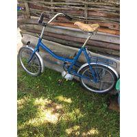 Велосипед СССР складной