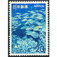 1974 Япония. Национальный парк Iriomote