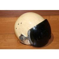 Шлем советского лётчика-истребителя СССР ЗШ-5