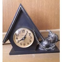 Часы Молния кварц собака у будки