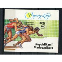 Мадагаскар (Малагаси) - 1994 - Спорт - [Mi. bl. 262] - 1 блок. MNH.
