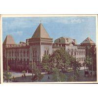 Витебск 1962 год Ветеринарный институт