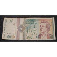 Румыния , 1000 Лей 1991