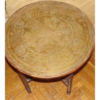Восточный кофейный столик 19 век
