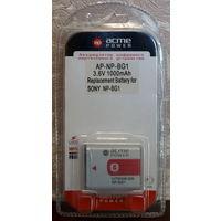 Аккумулятор AcmePower AP-NP-BG1 (Li-Ion, 3.6V, 1000mAh)