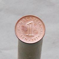 Малайзия 1 цент 1978