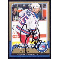 НХЛ NXL  2008-2009 Petr Prucha O-Pee-Chee