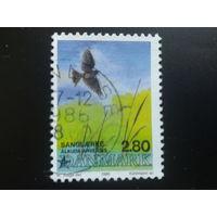 Дания 1986 птица