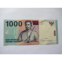 Индонезия, 1000 рупий, 2012 г.