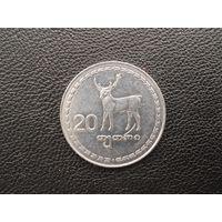 20 тэтри 1993 г. Грузия