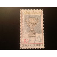 Чехия 2010 марка в марке