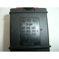 Volkswagen polo 1999 -2001 кнопка аварийная 6N0953253,6N0953253A,7DO953235
