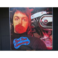 WINGS - Red Rose Speedway 73 Apple Italy VG+/EX