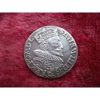 3 гроша 1593 год мальборок