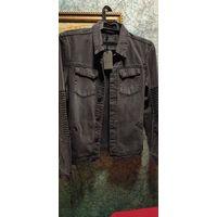 Джинсовая куртка новая с бирками