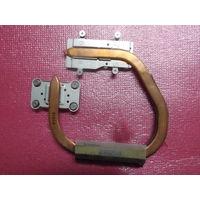 Тепловая трубка с радиатором для ноутбука (система охлаждения ноутбука)