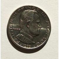 Монако 1 франк, 1979 5-5-27