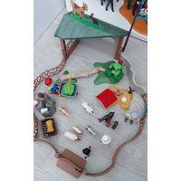 Детский контактный зоопарк Playmobil