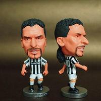Футбольная фигурка легендарного Роберто Баджо (Roberto Baggio)