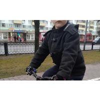 Пальто с капюшоном на рост110-116 серого цвета