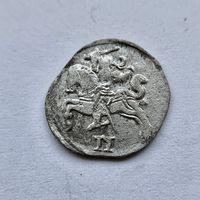 Двуденарий 1566. Вильно. Сигизмунд Август