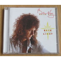 Brian May (ex- Queen) - Back To The Light (1992, Audio CD)