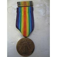 Медаль участника ПМВ США