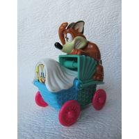 Фигурка коляска,1994 год
