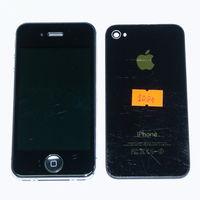 1094 Телефон Apple iPhone 4S (A1387). По запчастям, разборка