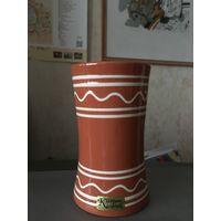 Ваза вазочка керамика скандинавская Винтаж