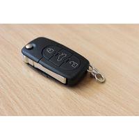 Корпус ключа от зажигания 3 кнопки  для AUDI A2 A3 A4 A6 TT