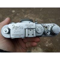 Зоркий редкий фотоаппарат