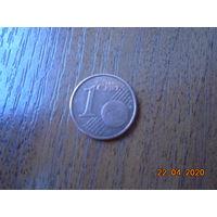 1 евро цент Ирландия 2006