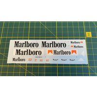 1/18  Табачная декаль McLaren MP4-9 Marlboro