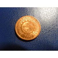 Филиппины 10 сентимос 1993 г.