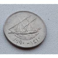 Кувейт 100 филсов, 1990 7-11-12