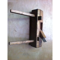 Старинный столярно-плотницкий инструмент