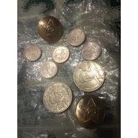 Пуги и монеты России редкие спб